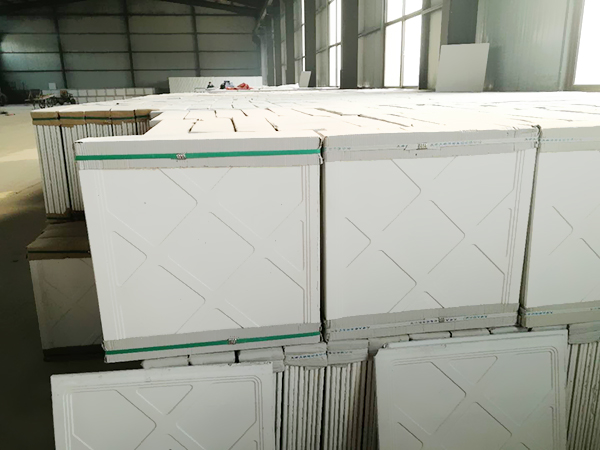 Gypsum Decorative Tile Machine